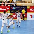 Ngôi đầu đổi chủ tại giải futsal vô địch quốc gia 2020