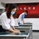 Trung Quốc: Siết chặt biện pháp phòng dịch cho kỳ thi đại học quốc gia