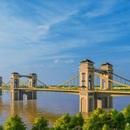 Ngắm cầu Trần Hưng Đạo vượt sông Hồng 9.000 tỷ đồng Hà Nội đang nghiên cứu