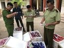 Thu giữ hàng nghìn cây kem Trung Quốc không rõ nguồn gốc