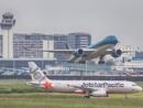 Đóng cửa 3 sân bay, hàng không hủy chuyến hàng loạt vì bão số 6