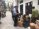 Lại phát hiện vụ cắt mác hàng Trung Quốc thành hàng hiệu cao cấp