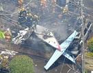 Máy bay lao xuống khu dân cư tại Tokyo, 3 người chết