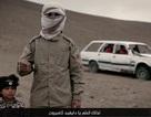 IS tung video bé trai 4 tuổi hành quyết gián điệp Anh