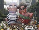 3 triệu người Brazil xuống đường yêu cầu tổng thống từ chức