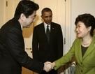 Tổng thống Hàn Quốc sẽ đóng vai trò cân bằng quan hệ Trung-Nhật