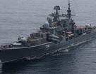 Tàu chiến Nga tập trận ở Ấn Độ Dương
