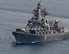 Tuần dương hạm tên lửa Nga tiến vào Địa Trung Hải