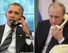 Obama, Putin điện đàm về Syria, Ukraine