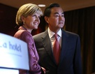 """Trung Quốc """"lạnh nhạt"""" với Ngoại trưởng Úc"""