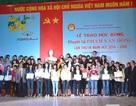 564 sinh viên xuất sắc nhận học bổng Phạm Văn Đồng đầu năm