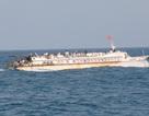78 chuyến tàu cao tốc đưa khách du lịch ra, vào đảo Lý Sơn chơi lễ