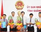 Quảng Ngãi: Bổ nhiệm mới 4 Giám đốc Sở