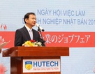 Tưng bừng Ngày hội việc làm doanh nghiệp Nhật Bản 2015