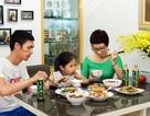 Lên thực đơn lý tưởng cho gia đình cùng chuyên gia ẩm thực