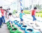 Mẹ Việt tập cho con tự tin như trẻ em phương Tây