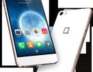 Cận cảnh smartphone LUNA thiết kế viền nhôm nguyên khối