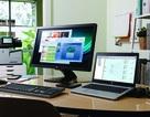 HP EliteDisplay: Màn hình linh hoạt cho văn phòng hiện đại