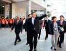 HUTECH long trọng đón tiếp Bộ trưởng Bộ Kinh tế, Thương mại và Công nghiệp Nhật Bản