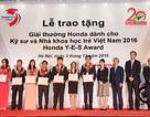 Sinh viên Đại học Bách khoa Hà Nội giành giải thưởng công nghệ sinh thái