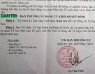 Khai trừ khỏi Đảng kế toán UBMTTQ tỉnh Hà Tĩnh