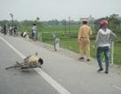 Ô tô tông xe đạp một người tử vong