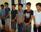 Bắt nhóm thanh niên chém nhầm nhiều người trọng thương