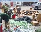 Liên tiếp bắt giữ và tiêu hủy hàng mỹ phẩm nhập lậu