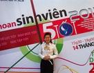Cô sinh viên Bách khoa TPHCM giành nhiều giải thưởng