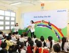 Philips Việt Nam mang kiến thức chăm sóc sức khỏe cho các em nhỏ