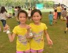 Trẻ em Hà Nội với lễ Phục Sinh