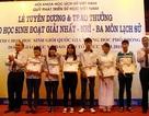 Tuyên dương 130 học sinh giỏi quốc gia môn Lịch Sử
