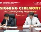 Anh Văn Hội Việt Mỹ (VUS) tiếp tục được chọn là đối tác chiến lược duy nhất của NXB Oxford khu vực Châu Á