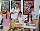Trường quốc tế BVIS Hà Nội tổ chức triển lãm từ thiện vì Nepal