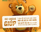 ISC-UKEAS: Cơ hội cuối giúp học sinh nộp hồ sơ du học muộn thỏa ước mơ