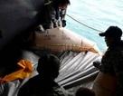 Tìm thấy bè cứu hộ phồng lên tại hiện trường tìm kiếm máy bay QZ8501