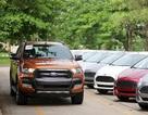 Phân khúc xe bán tải tháng 7/2015: Ford Ranger hạ nhiệt?