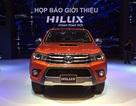 Toyota chỉ bán được 6 chiếc Hilux tại Việt Nam