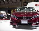 Honda tiến bước dài với xe sử dụng pin nhiên liệu