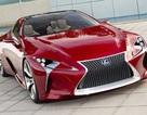 Lexus LC 500 sẽ xuất hiện tại triển lãm Detroit 2016?