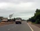 Thêm một vụ lái xe ngược chiều trên quốc lộ