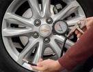 Lốp xe - Bơm bao nhiêu là đúng?