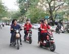 Đi xe đạp máy không đội mũ bảo hiểm sẽ bị phạt tới 200.000 đồng