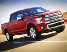 10 xe bán chạy nhất tại Mỹ trong nửa đầu 2016