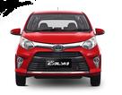 Toyota Calya có giá bán 221-255 triệu đồng