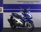 Yamaha ra mắt xe ga NVX tại Đông Nam Á