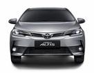 Toyota ra mắt phiên bản nâng cấp mới cho Altis