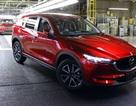 Mazda chính thức sản xuất CX-5 hoàn toàn mới