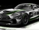 Mercedes-AMG tiết lộ kế hoạch mới cho mẫu GT4