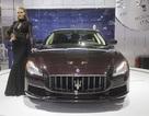 "Pirelli ""làm khổ"" Maserati"